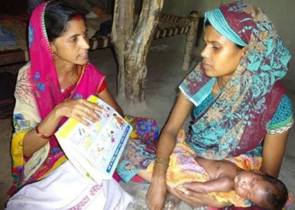 Hear from Neetu, How Save A Mother Worker, Sarita helped her to save her life.
