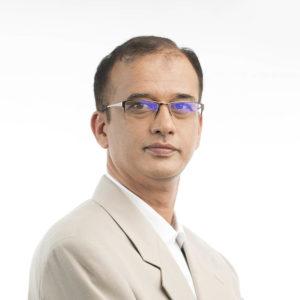 Atrimed CEO - Dr Hrishikesh Damble