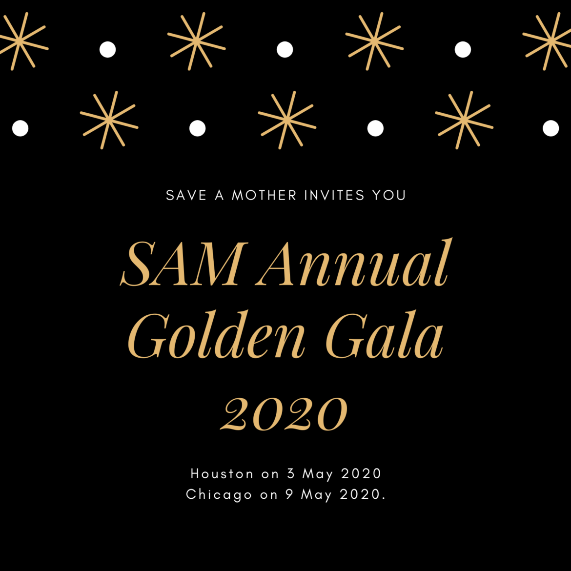 Celebrate success at SAM Gala