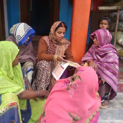 Counseling of Eligible and Targat couple at Bibipur 2